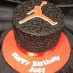 Air Jordan Logo Cake