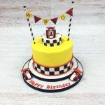 Car first birthday