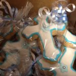 Cross Cookie Favors