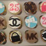Designer Cupcake Fondant