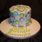 Funky cake