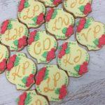 Monogram Cookies2