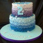 Ruffle Cake - Feb