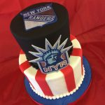 Specialty -Rangers Cake