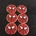 Spider,an Cupcakes