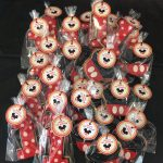 Sugar Cookies Mickey