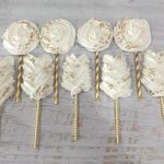 meringue pops