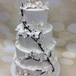 Branch Wedding Cake
