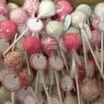 Briana's Communion Cake Pops