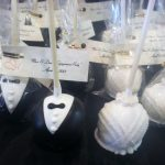 BrideGroom Cake Pop2