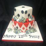 Casino Cake 2013