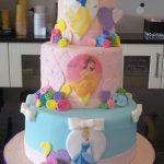 Disney Princess Cake 2