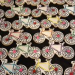 bike sugar cookies