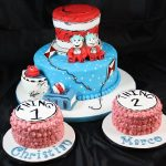 with smash cakes